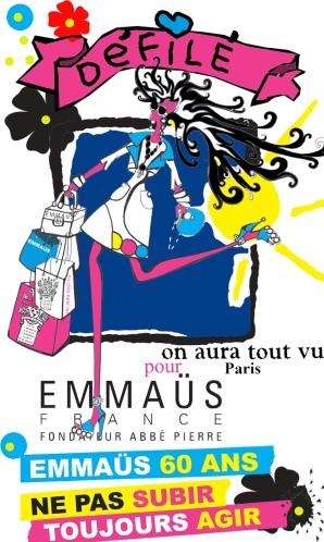 Anniversaire Emmaus 60 ans & On Aura Tout Vu