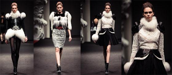 on aura tout vu fashion show singapore 2012 Haute Couture
