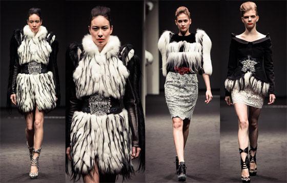 singapore fashion week on aura tout vu 2012