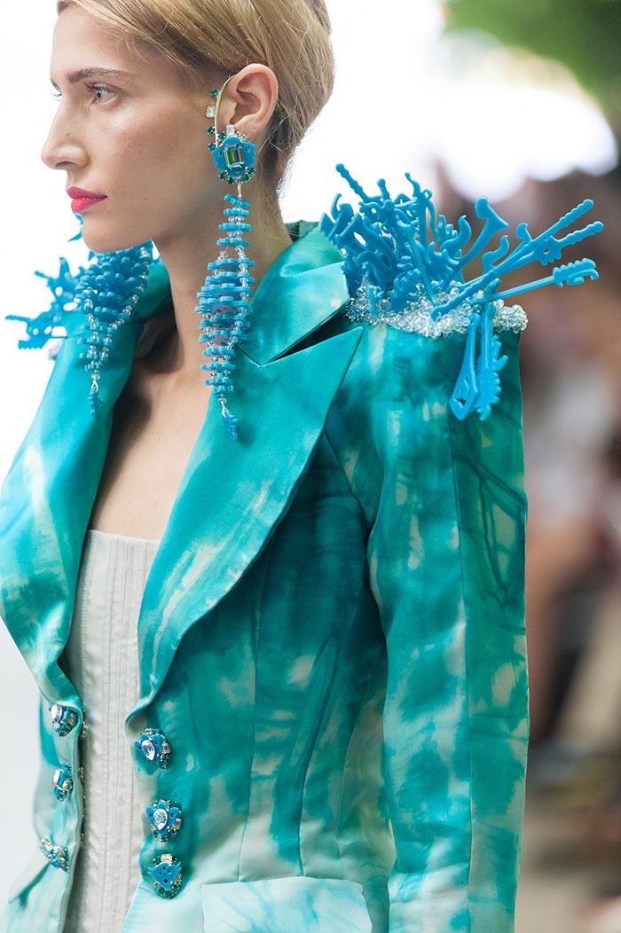 on aura tout vu fw 13-14 fashion week bleu