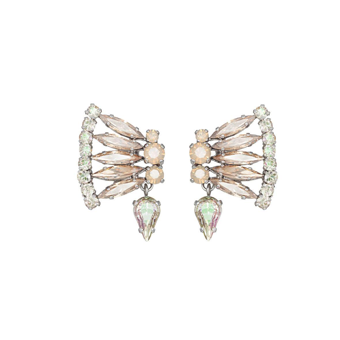On Aura Tout Vu earring
