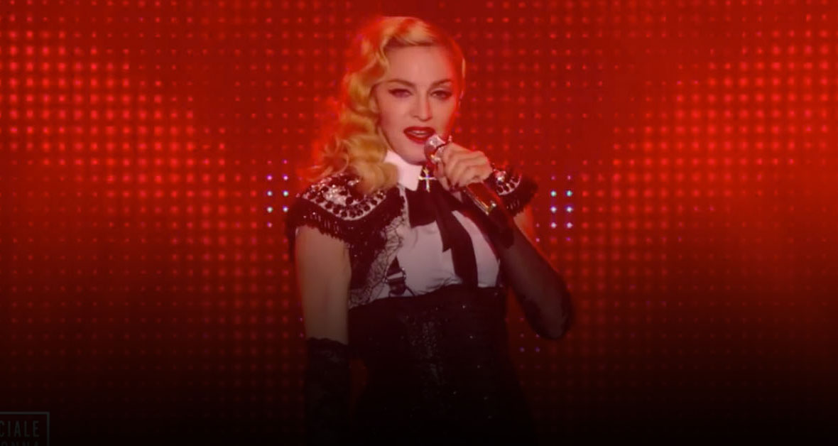 Madonna on aura tout vu yassen samouilov livia stoianova canal le grand journal
