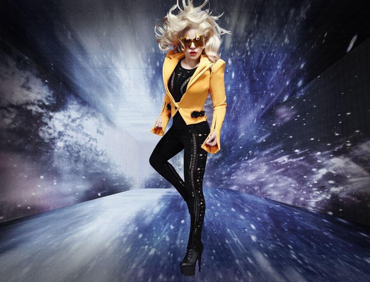 Lady Gaga on aura tout vu intel gramy